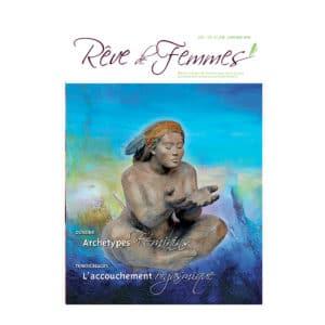 Couverture revue Rêve de femmes n°21