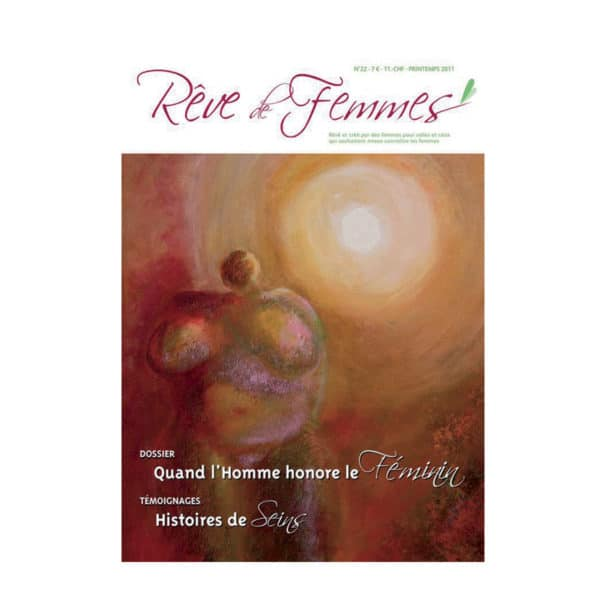 Couverture revue Rêve de femmes n°22