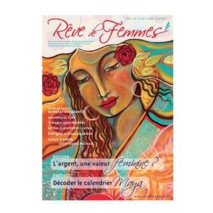 Couverture revue Rêve de femmes n°25