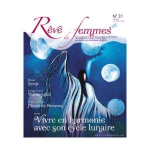 Couverture revue Rêve de femmes n°31