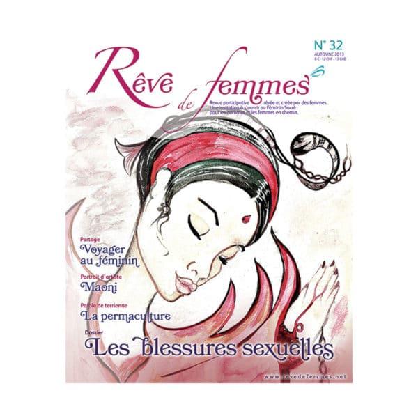 Couverture revue Rêve de femmes n°32