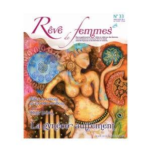 Couverture revue Rêve de femmes n°33