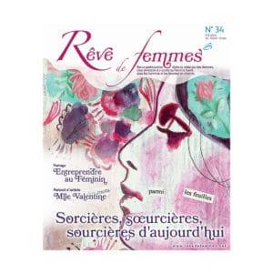 Couverture revue Rêve de femmes n°34