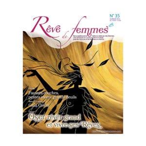 Couverture revue Rêve de femmes n°35