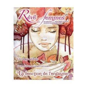 Couverture revue Rêve de femmes n°36