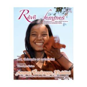 Couverture revue Rêve de femmes n°37