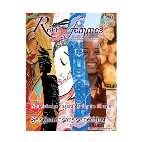 Couverture revue Rêve de femmes n°39