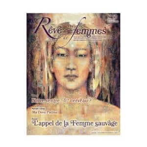 Couverture revue Rêve de femmes n°40