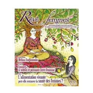 Couverture revue Rêve de femmes n°41