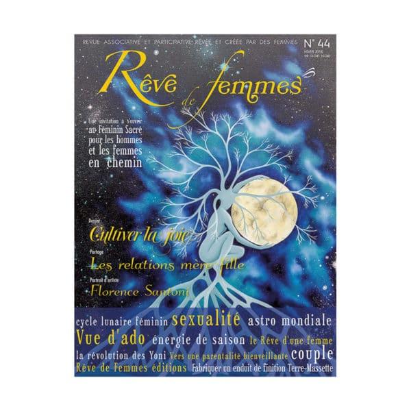Couverture revue Rêve de femmes n°44