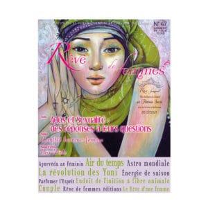 Couverture revue Rêve de femmes n°47