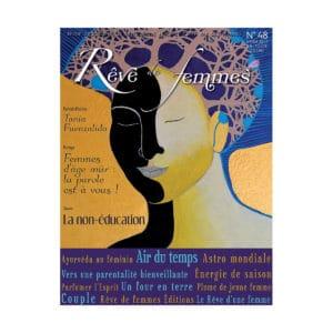 Couverture revue Rêve de femmes n°48