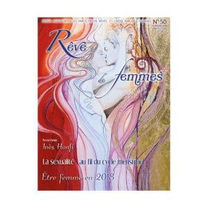 Couverture revue Rêve de femmes n°50