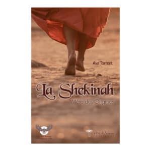 couverture livre la shekinah